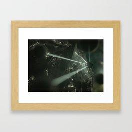 World Builder Framed Art Print