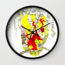 CutOuts - 6 Wall Clock