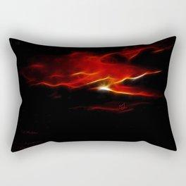 Chariot of Fire Rectangular Pillow