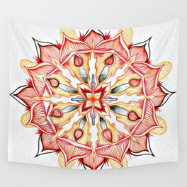 Divine Intention 1 Wall Tapestry