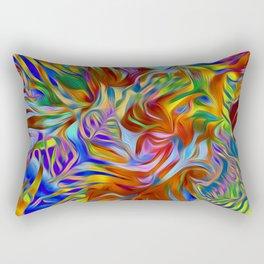 Tropic life I Rectangular Pillow
