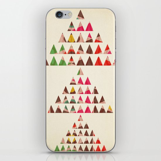 There Will Always Be Mountains To Climb iPhone & iPod Skin