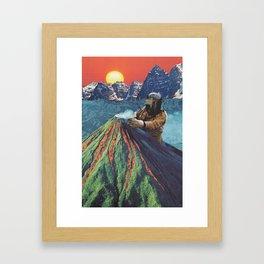18:01 Framed Art Print