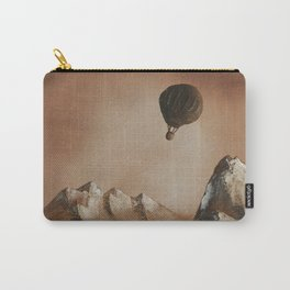 Around the world in 80 days by Jules Verne Carry-All Pouch