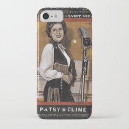 Patsy Cline iPhone Case