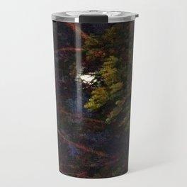 Moon Through Tree Travel Mug