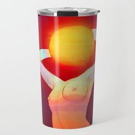 Sun Head Travel Mug