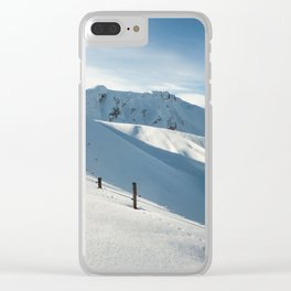 Hochwang Fence Clear iPhone Case