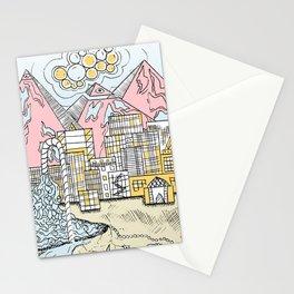 Alternative Reality Stationery Cards