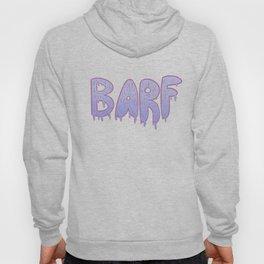 Barf BLUE Hoody