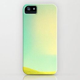 California Countryside iPhone Case