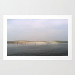 Canandaigua Lake Boathouses 2011 Art Print