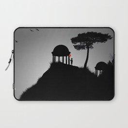 The Silent Shrines Laptop Sleeve