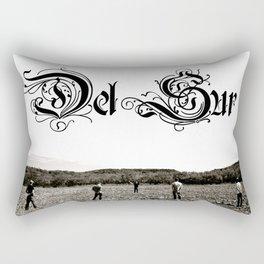 Del Sur - The Drifter Rectangular Pillow