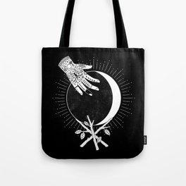 Waxing Crescent Tote Bag
