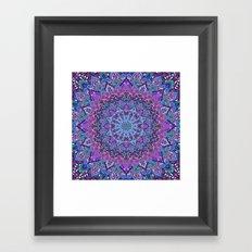 Farah Framed Art Print