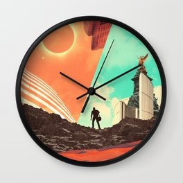 Leaving the Void Wall Clock