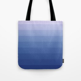 White and blue 2 Tote Bag