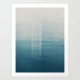 MMXVI / I Art Print