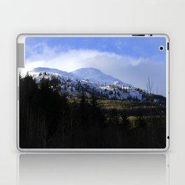 Snow Top Laptop & iPad Skin