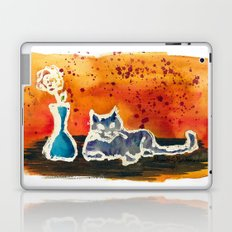Kitty Love Laptop & iPad Skin