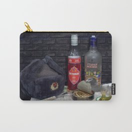Memories of USSR Carry-All Pouch
