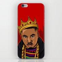 mcfreshcreates iPhone & iPod Skins featuring K.O.N.Y. by McfreshCreates