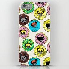 Pug Donuts iPhone 6s Plus Slim Case
