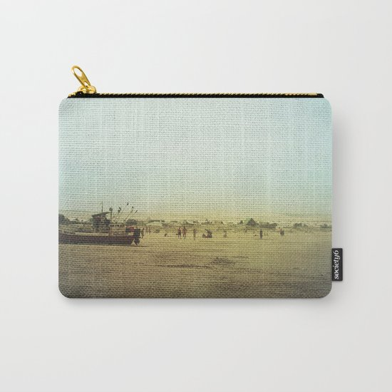 Wild Beach Carry-All Pouch