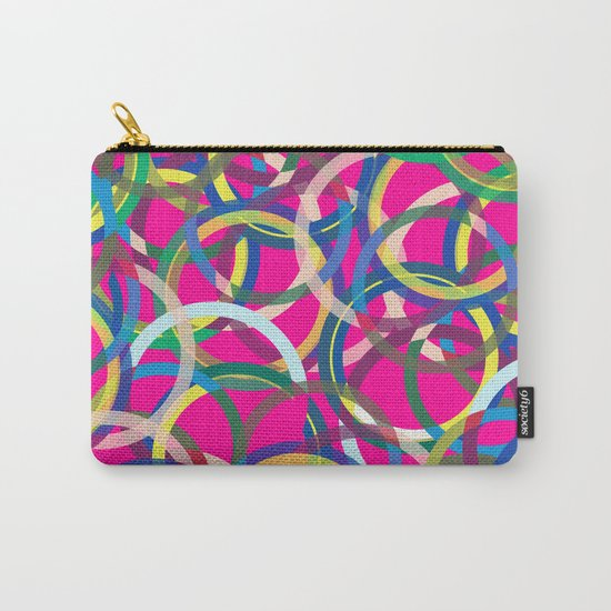 Spinning around I Carry-All Pouch