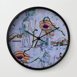 Ra Series II Wall Clock