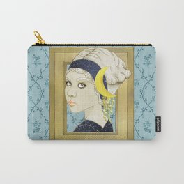 Moon Series: 1910s Carry-All Pouch