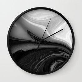 BRILLIANT - BLACK Wall Clock