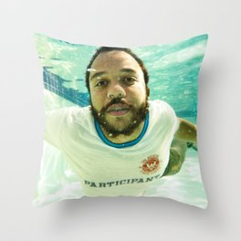 Verbs Throw Pillow