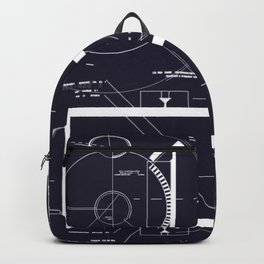 Technique pattern 3 Backpack
