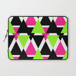 Colorful triangles . No. 2 Laptop Sleeve