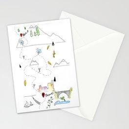Wanderstrive Stationery Cards