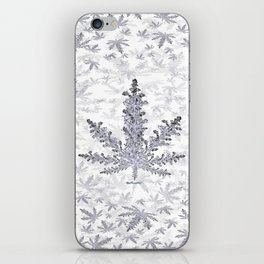 Dust of Snow iPhone Skin