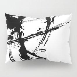 Brushstrokes No.16A by Kathy Morton Stanion Pillow Sham