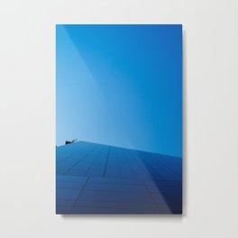 Facades of NY - 05 Metal Print