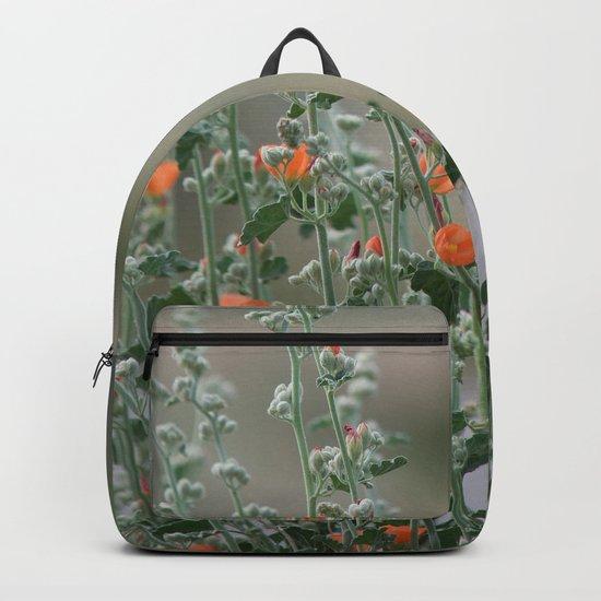 Desert Wildflower - 2 Backpack