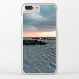 Rocks Clear iPhone Case