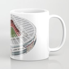 The Emirates Stadium Coffee Mug
