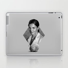 The girl who counted Laptop & iPad Skin