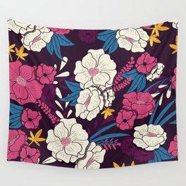Jungle Pattern 007 Wall Tapestry