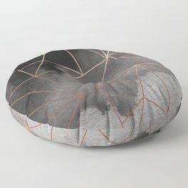 Abelie (Rose Gold) Floor Pillow