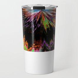 Abstract Perfection 10 Travel Mug