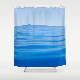 Greek Island Shower Curtain