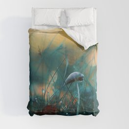 Fire in the Water Comforters