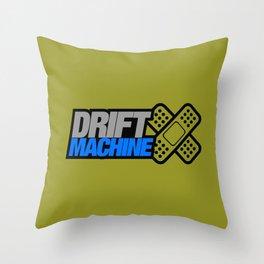 Drift Machine v6 HQvector Throw Pillow